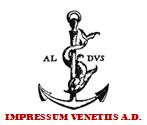 Impressum Venetiis a.d.